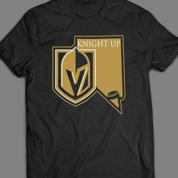 "VEGAS GOLDEN KNIGHTS ""KNIGHT UP"" T-SHIRT"