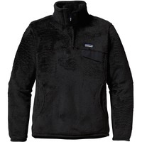 Patagonia Women's Re-Tool Snap-T Fleece Pullover - Black