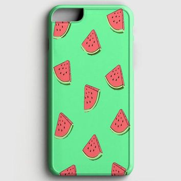 Watermelon Clipart iPhone 8 Case