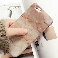 Stone Pattern Iphone 6 6S Plus Cases