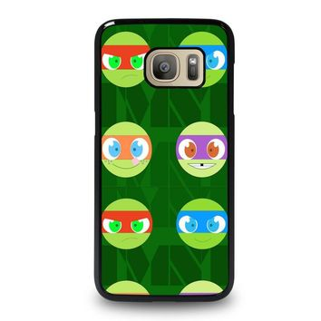 TEENAGE MUTANT NINJA TURTLES BABIES TMNT Samsung Galaxy S7 Case Cover