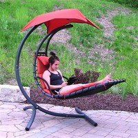 SheilaShrubs.com: Sunnydaze Floating Chaise Lounge Chair CHL by Sunnydaze Decor: Hammocks