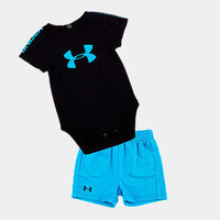 Boys' Newborn UA Integrity Bodysuit 2-Piece Set 2.0 | 1242662 | Under Armour US