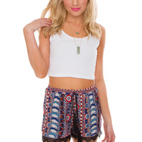 It's Britney Crop Top - White