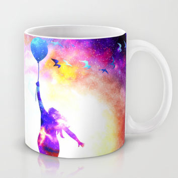 fly away Mug by Haroulita