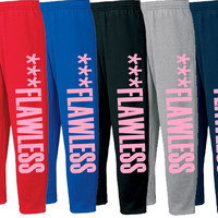 Beyonce ***Flawless Sweatpants