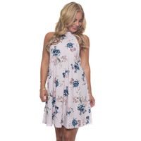 Tea Rose Shift Dress