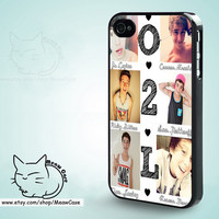 Our Second Life (O2L) iPhone 5C Case, iPhone 5 Case,iPhone 5S Case,iPhone 4S Case, iPhone 4 Case,iPhone Case - case color black,white,clear