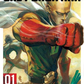 One-Punch Man, Vol. 1 Paperback – September 1, 2015