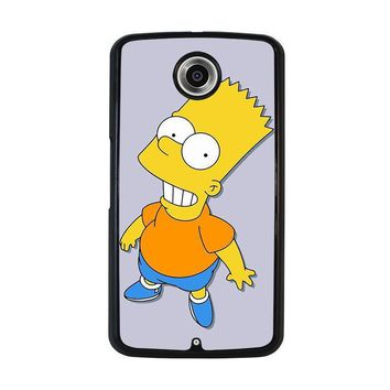 bart simpsons nexus 6 case cover  number 1