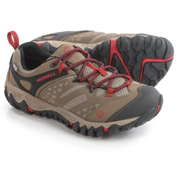 Merrell All Out Blaze Ventilator Hiking Shoes Waterproof  For Women