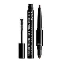 3-in-1 Brow Pencil | NYX Professional Makeup