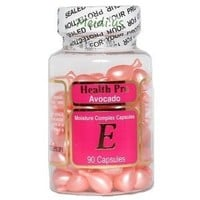 Vitamin E Skin Oil, 90 Pink Capsules: Health & Personal Care