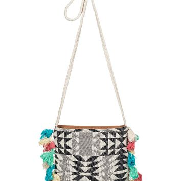 Silver Soul Cross Body Bag 889351589873 | Roxy