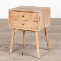 McKinnon 2-Drawer Nightstand