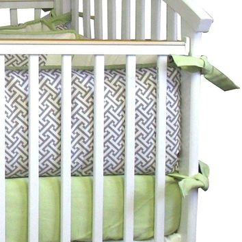 Bumper | Metro Luxury Baby Bedding Set