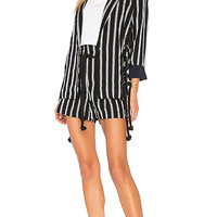 House of Harlow 1960 x REVOLVE Holden Jacket in Deep