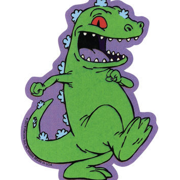 Rugrats Reptar Sticker