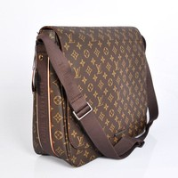 Louis Vuitton Musette Long Strap 5077 Monogram Brown Cross Body Bag (Authentic Pre-owned)