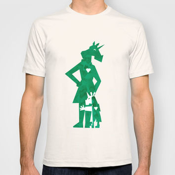 Happy Mother's Day Unicorn T-shirt by That's So Unicorny