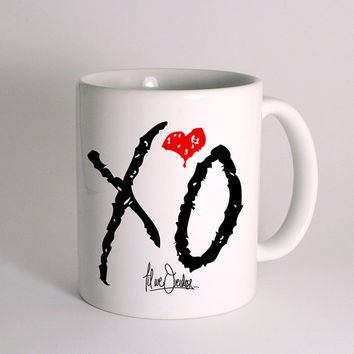 The Weeknd XO Till We Overdose for Mug Design