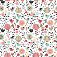 Removable Wallpaper - Nostalgic Print