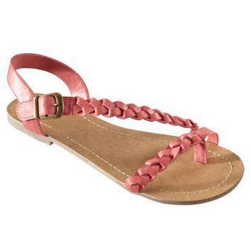 Womens Mossimo Supply Co. Winifred Braided Flat ... : Target