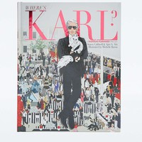 Wheres Karl?: A Fashion-Forward Parody Book - Urban Outfitters