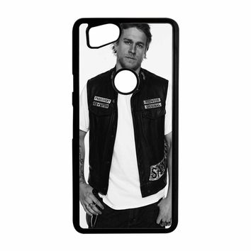 Soa Sons Of Anarchy Jax Teller Google Pixel 2 Case