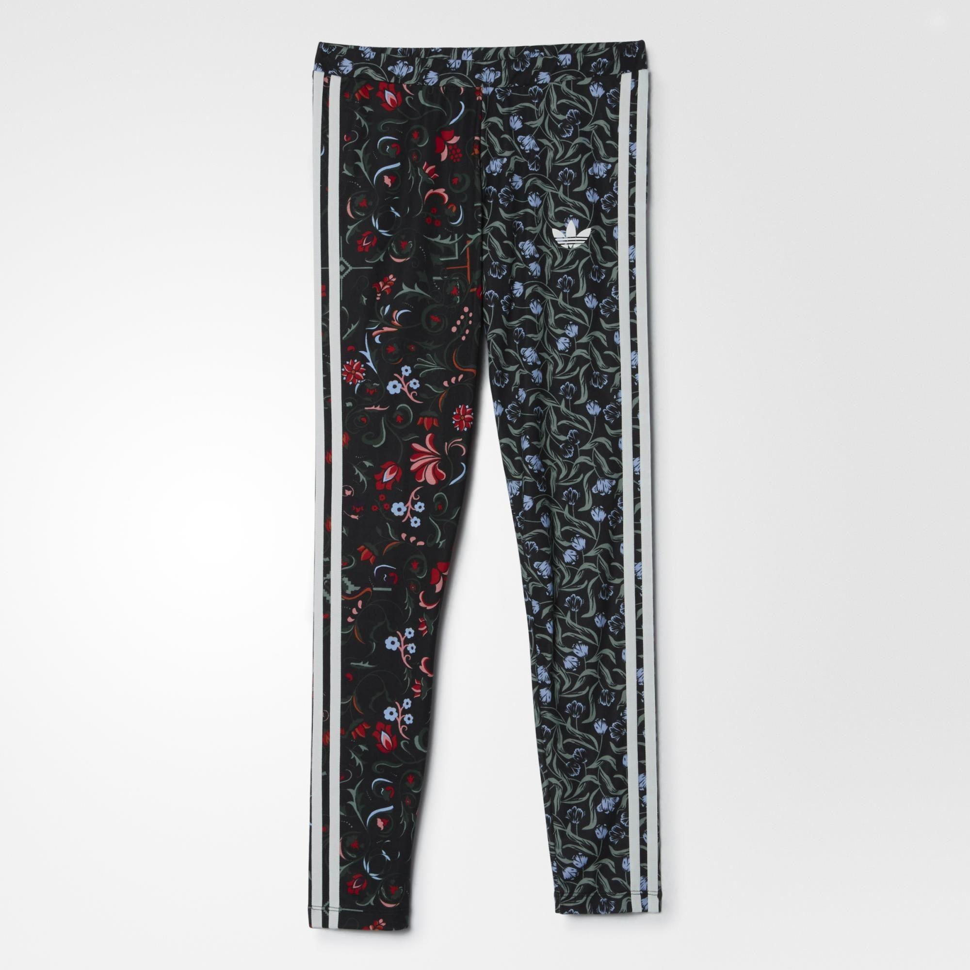 533959d0ba1 adidas Moscow Print Mix Leggings - from adidas