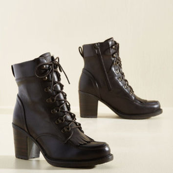This Time, Baby, I'll Be Waterproof Boot | Mod Retro Vintage Boots | ModCloth.com