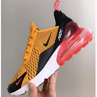 Nike Air Max  The air cushion shoes 270 men and women shoes
