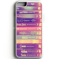 All Of Books Disney And Friends iPhone 7 Case | aneend