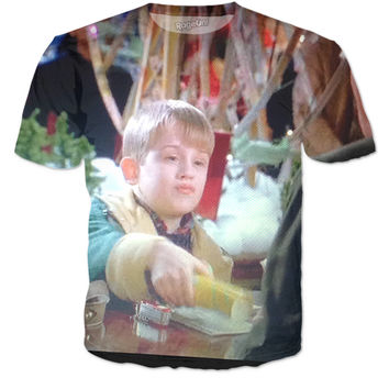 Home Alone 2 t-shirt