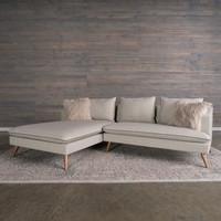 RST Brands Marco Stonewashed Grey 2-Piece L-Shaped Sofa | Overstock.com Shopping - The Best Deals on Sectional Sofas