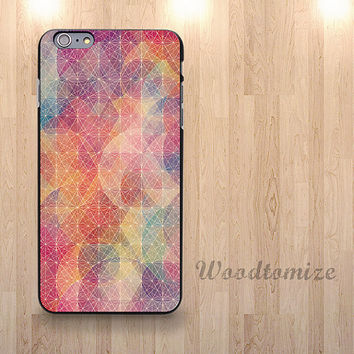 Colorful geometric pattern phone back case for Sony Xperia z, z1, z1s, z2, z3, z3 compact, Moto G, Moto G2, Moto x, Moto x2, Moto E (L68)