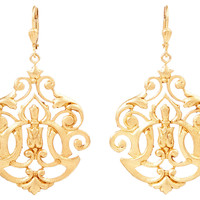 Eloise Filigree-Design EarringsLA VIE PARISIENNE