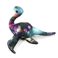 Large Galaxy Loch Ness Monster Plushie