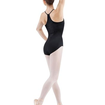 Stitch Pleat Racer Back Leotard L2520 by Bloch