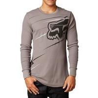 Fox Longsleeve Tee Shirt - Step Up - SurfandDirt.com your choice for Crocs shoes and the hottest surf and motocross brands around.