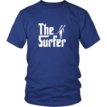Surfing Shirt - The Surfer Hobby Gift