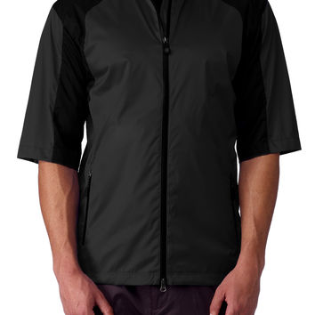 Greg Norman EPIC Ultra Light Half Sleeve Rain and Wind Jacket