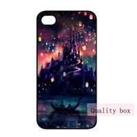 Tangled the lights iphone 4/4s case Disney Tangled by QualityBox