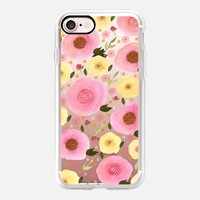 Cute Roses iPhone 7 Capa by Li Zamperini Art | Casetify