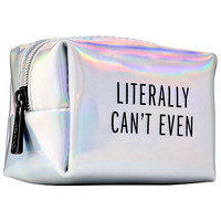 Minimergency® Kit For Her - Silver Hologram - Pinch Provisions | Sephora