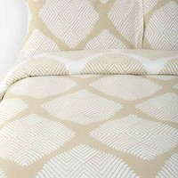 Magical Thinking Diamond Tile Sham - Set Of 2-