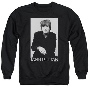 John Lennon - Ex Beatle Adult Crewneck Sweatshirt