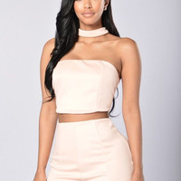 Walk Of Fame Top - Blush