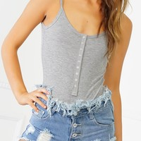 Milane Denim Shorts