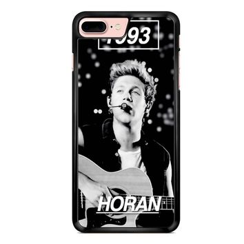 Niall Horan Black White iPhone 7 Plus Case